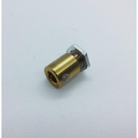 Kit serre cable 13x1 laiton - Falbala Luminaires