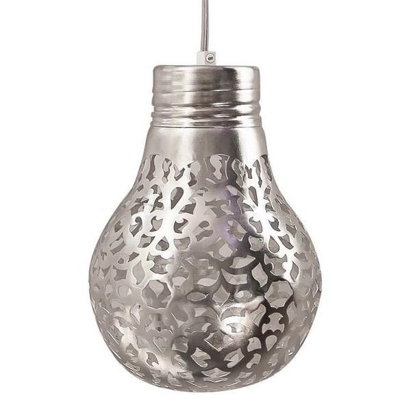 suspension big pear ajouree falbala luminaires. Black Bedroom Furniture Sets. Home Design Ideas