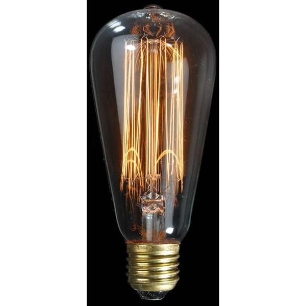 LAMPE A FILAMENT RETRO GEANTE 40W