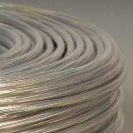CABLE ROND TRANSPARENT 3X0.75mm²