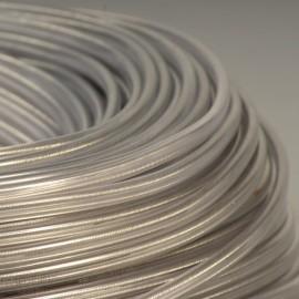 CABLE PLAT TRANSPARENT 2X0.75mm²