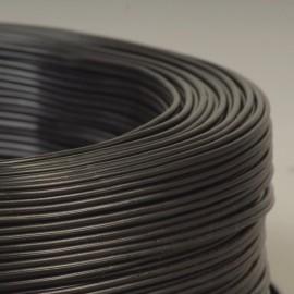Câble scindex noir 2 x 0,50 mm² - Falbala-luminaires