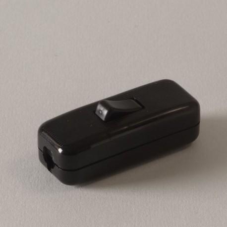 Interrupteur GM noir-falbala luminaires