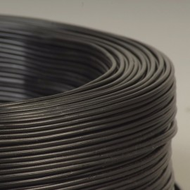 Câble scindex noir 2 x 0,35 mm - Falbala-luminaires