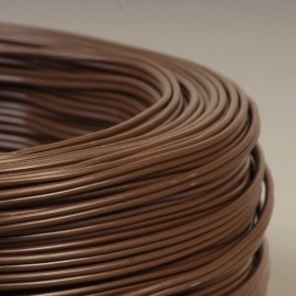 CABLE SCINDEX 2X0.50 mm² MARRON
