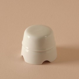 Boite de jonction porcelaine