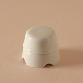 Boite de jonction porcelaine - Falbala-luminaires