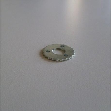 Rondelle-écrou 10x1- Falbala luminaires