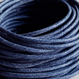 CABLE TEXTILE CHINE DENIM