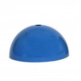 Pavillon demi-sphère bleu