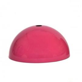 Pavillon demi-sphère rose