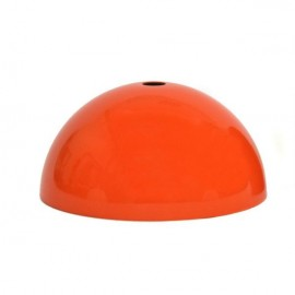 PAVILLON DEMI SPHERE ORANGE
