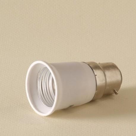 Adaptateur B22/E27 - Falbala-luminaires