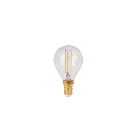 Sphérique filament led claire E14 - 4W - Falbala-luminaires