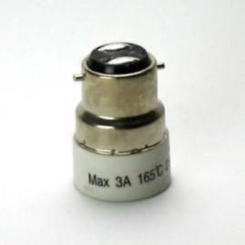 Adaptateur B22 / E14