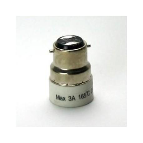 Adaptateur B22/E14 - Falbala-luminaires