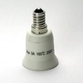 Adaptateur E14 / E27