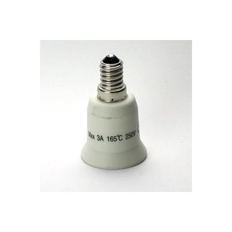 Adaptateur E14/E27 - Falbala-luminaires