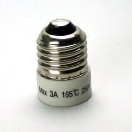 Adaptateur E27 / E14
