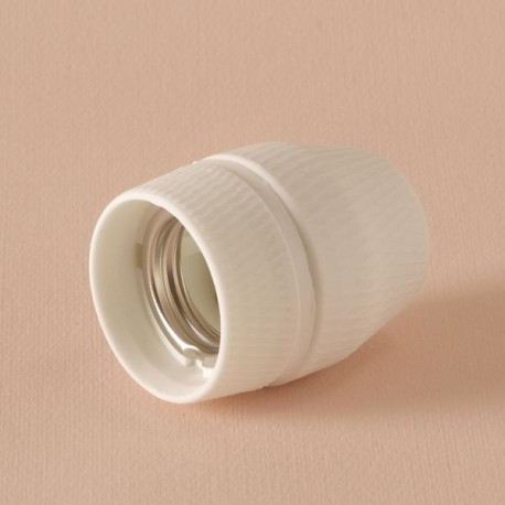Douille E27 porcelaine Baby - Falbala luminaires