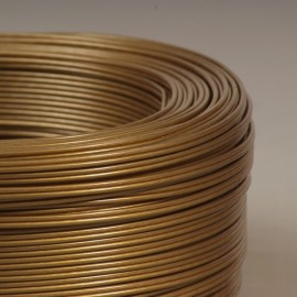 CABLE SCINDEX 2X0.50 mm² OR BRONZE