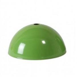 Pavillon 1/2 sphère vert - Falbala-luminaires