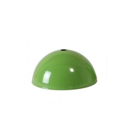 Pavillon demi-sphère vert kiwi
