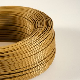 CABLE SCINDEX 2X0.50 mm² OLIVE