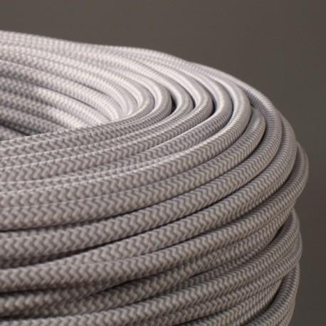 Cable textile tigre de siberie - Cache fils pour cables de televisions ...