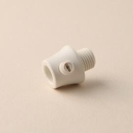 Serre-câble blanc