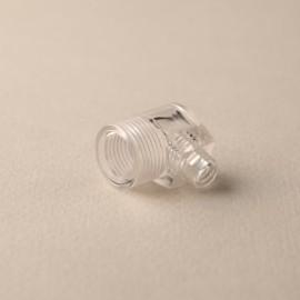 Serre-câble transparent femelle