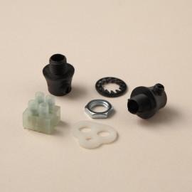 Kit serre-câble noir - Falbala-luminaires