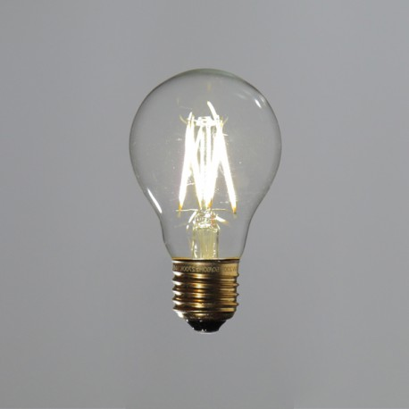 Standard led claire - E27 - 6W - Falbala-luminaires