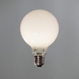 GLOBE LED OPALE D95 E27 8W