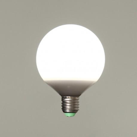 Globe opale D95 - E27 - 12W - Falbala-luminaires