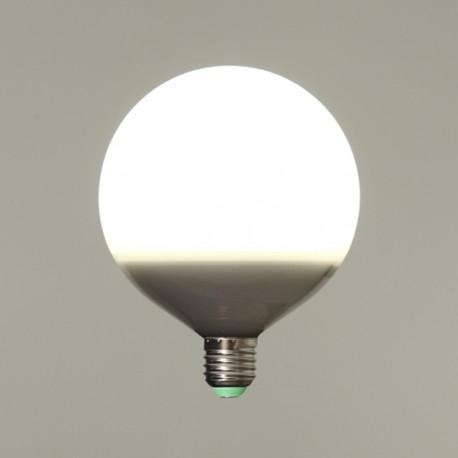 Globe opale D120 - E27 - 15W - Falbala-luminaires