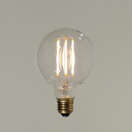 GLOBE  LED FILAMENT LONG D95 E27 6W