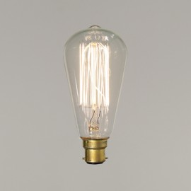 Rétro géante - B22 - 40W - Falbala-luminaires