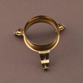 BAGUE GRIFFE A VISSER 57 mm