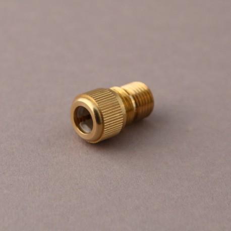 Serre-câble métal laiton clair - Falbala-luminaires
