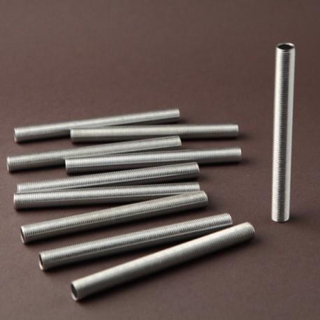 Lot tubulures filetées 10x1 L100mm - Falbala-luminaires