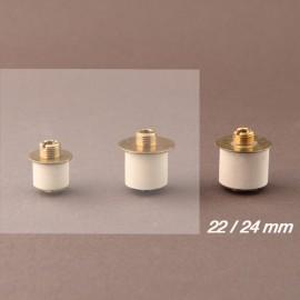 Extensible 22-24mm - Falbala-luminaires