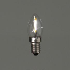 FLAMME EGLISE LED E14 0.5W
