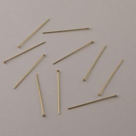 Epingles 40 mm - Lot-de-10 pièces