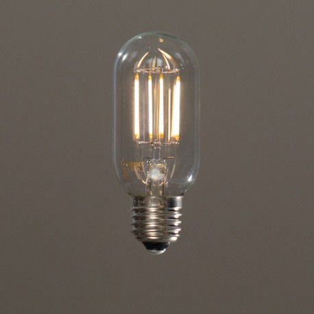 Tube filament Led 4W - Falbala-luminaires