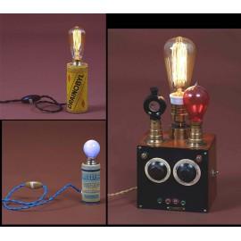 Les petites lampes rigolotes d'Arte Lumo