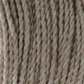 Câble textile torsadé 2x0.75mm² lin