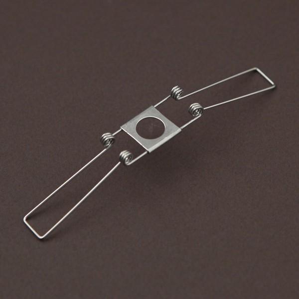 Ressorts 110 mm pour verrerie luminaires abat jour trou de 10,5 mm lot de 6