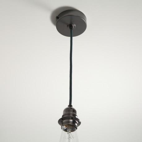 Kit Suspension nickel noir - Falbala luminaires