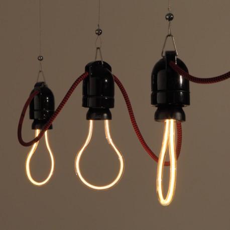 Silhouette Standard - E27 - 8W - Falbala-luminaires